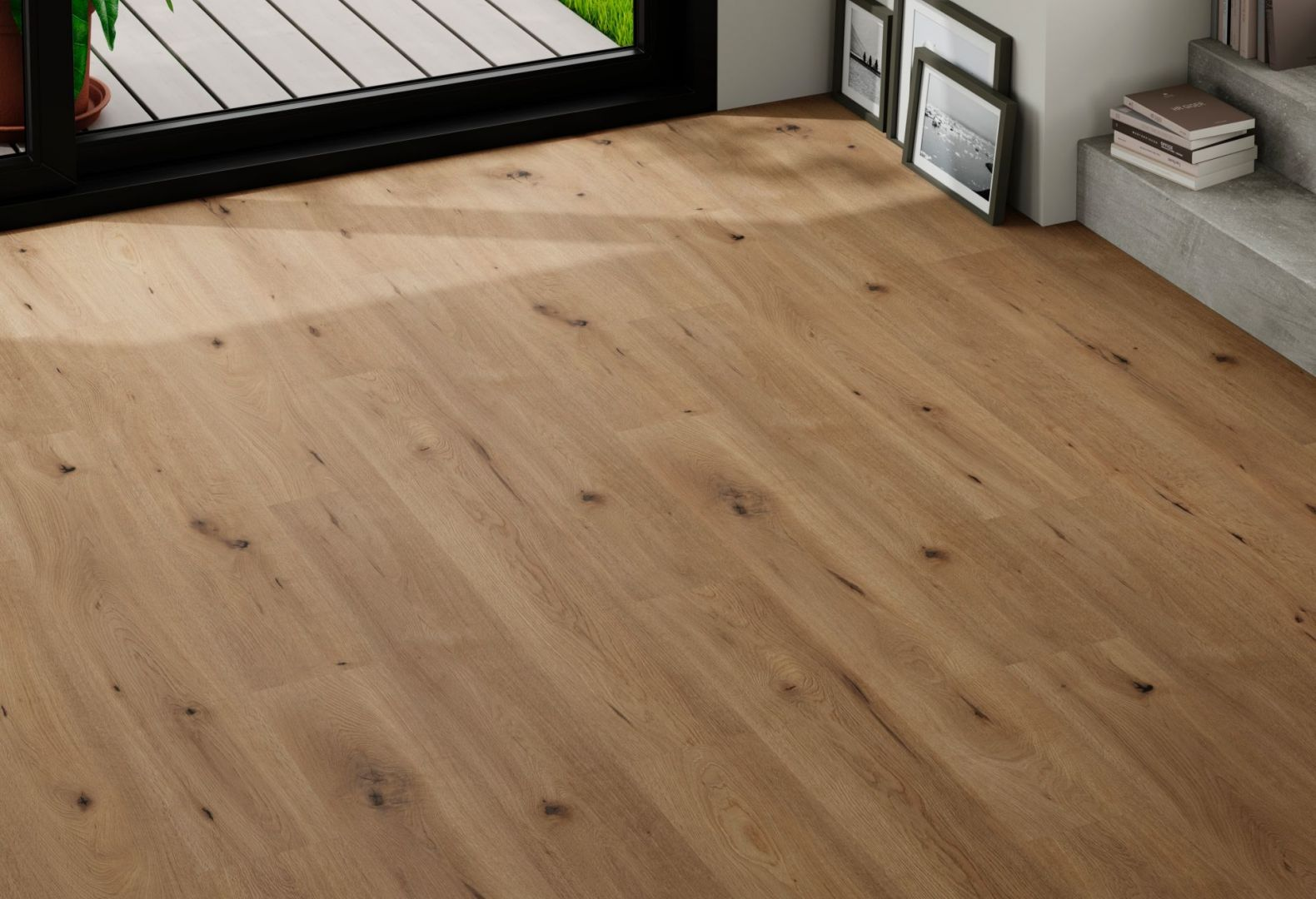 Dekor Artisan Flooring/Interprint. Produkt zgłoszony do konkursu Dobry Design 2020.