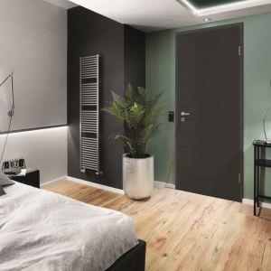 Drzwi wewnętrzne Concepto w strukturze LNU/Hörmann. Produkt zgłoszony do konkursu Dobry Design 2020.