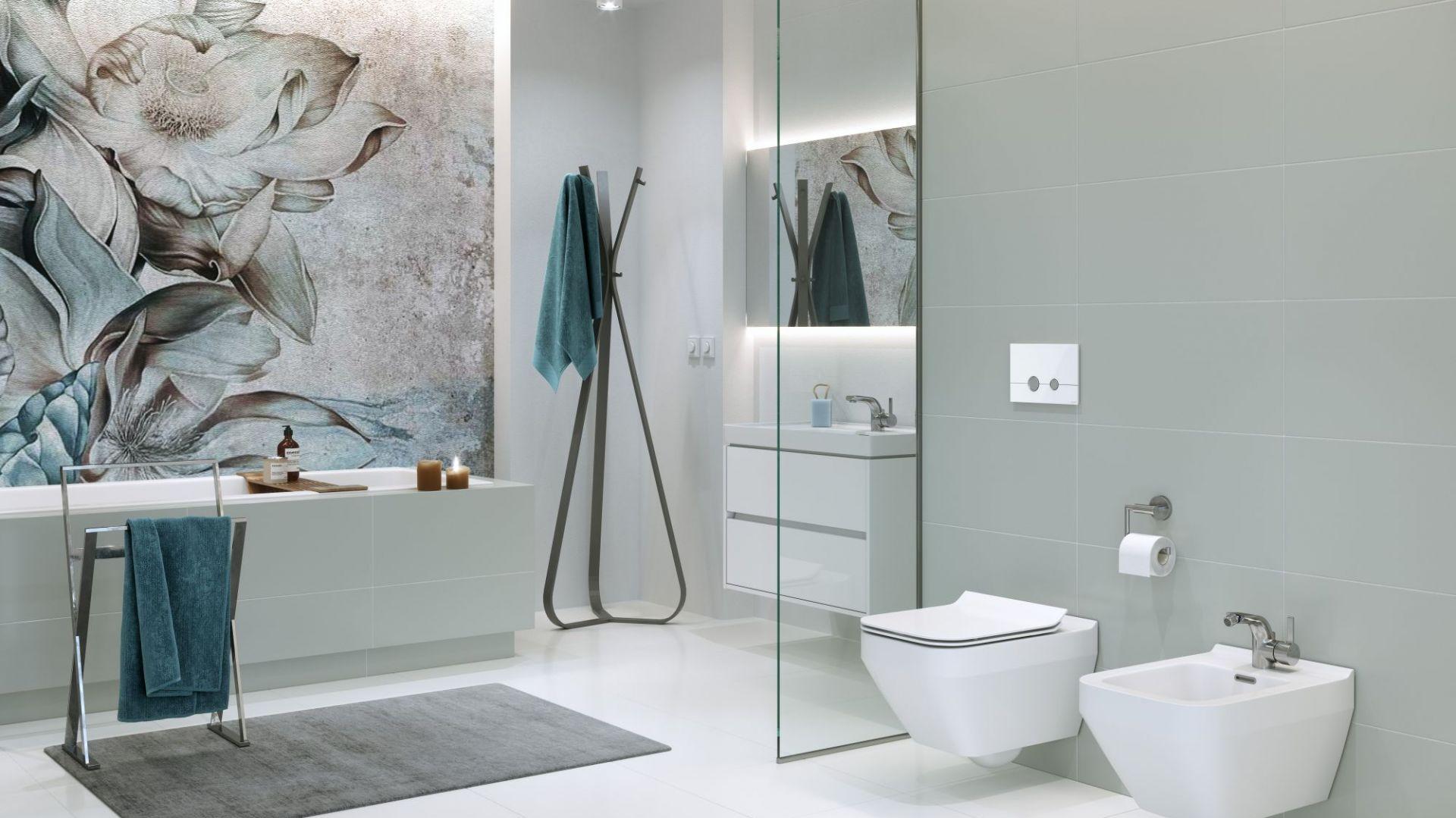 Stelaże podtynkowe: rozwiązanie do każdej łazienki. Fot. Cersanit