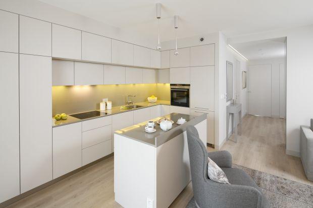 Otwarta kuchnia - 20 nowoczesnych wnętrz
