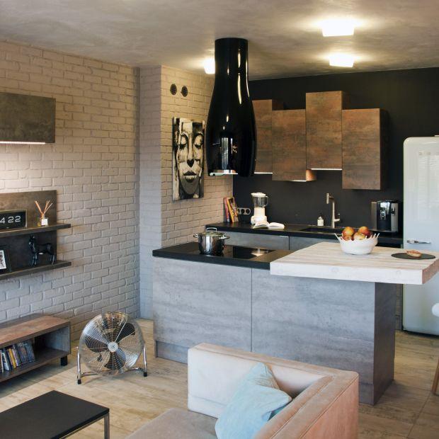 Niewielkie mieszkanie - zobacz piękne, nowoczesne wnętrze