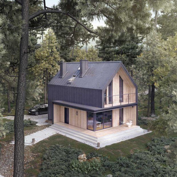 Mały dom: polecamy 3 ciekawe projekty