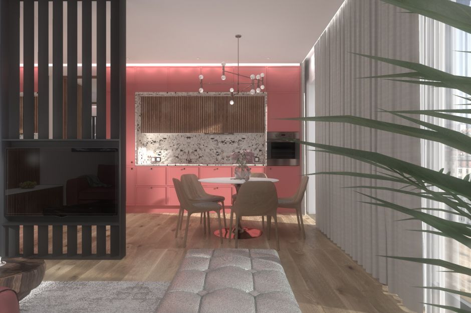 Apartament Osiedle Avia 90 m²