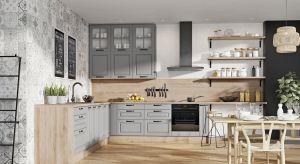W modnej kuchni nie może zabraknąć otwartych półek! Są modne i praktyczne, dlatego tak bardzo polubiliśmy je w aranżacjach kuchennych.