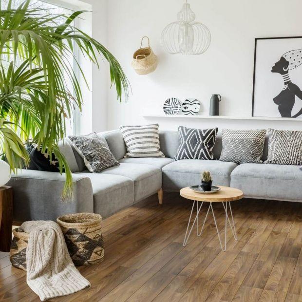 Wnętrza w stylu eko - postaw na naturalne materiały
