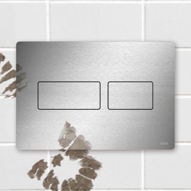 Design & trwałość – nowa seria przycisków spłukujących