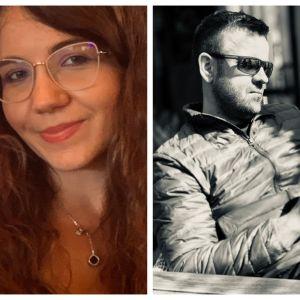 Paulina Bogdał-Śmierzyńska i Bogdan Śmierzyński, założyciele biura Tera Group