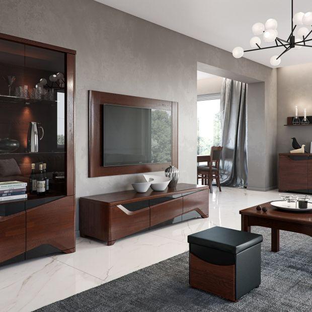 Piękny salon: urządź wnętrze z klimatem