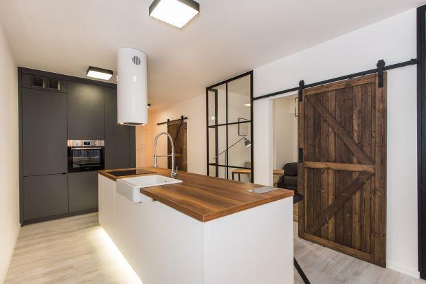 Kuchnia w stylu loft: tak urządzisz nowoczesne wnętrze