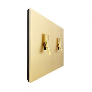 Włącznik oświetleniowy Font Barcelona Bridge/Produkt Design. Produkt zgłoszony do konkursu Dobry Design 2020.