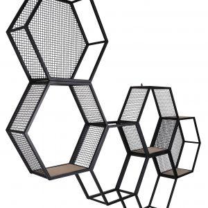 Plastry miodu LoftVision/Factory Design. Produkt zgłoszony do konkursu Dobry Design 2020.