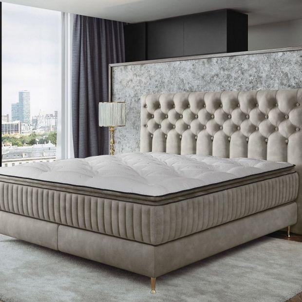 Wygodna sypialnia: piękne kolekcje łóżek
