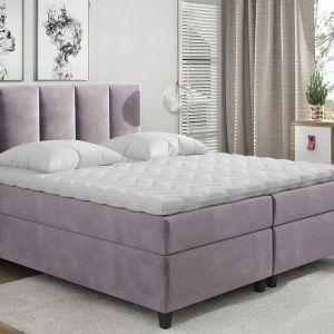 Łóżko tapicerowane z kolekcji Arizona dostępne w ofercie marki Comforteo. Fot. Comforteo