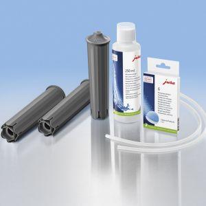 Regularna konserwacja dotyczy nie tylko dostępnych z zewnątrz elementów, ale także tych znajdujących się wewnątrz urządzenia. Fot. Jura