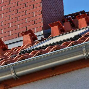 System rynnowy Galeco Luxocynk. Fot. Galeco