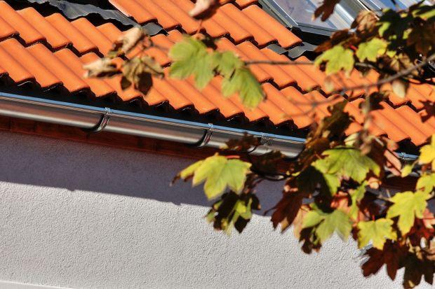 Solidny dach - rynny ze stali