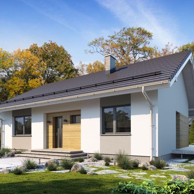 Mały dom: dobrze zaprojektowane 90 metrów