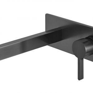 Bateria umywalkowa Edit z kolekcji Individual/Vado. Produkt zgłoszony do konkursu Dobry Design 2020.