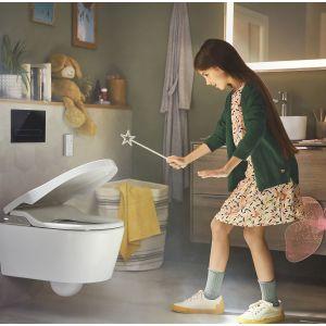 Toaleta myjąca In-Wash. Fot. Roca