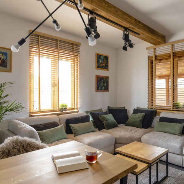 Drewniany dom: zobacz jak urządzono urokliwą chatę po babci!