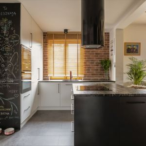 Drewniany dom po babci - zobacz jak go wyremontowano. Projekt: Kaza Interior Design. Fot. Dekorian Home