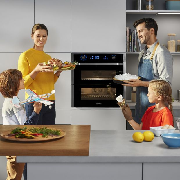 Nowoczesny piekarnik: poznaj sposób na podwójną oszczędność