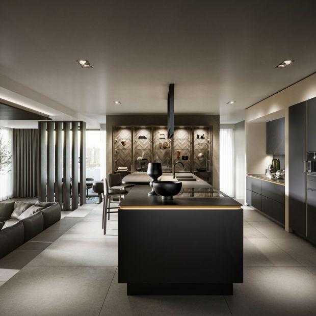 Luksusowa kuchnia - zobacz nową linię zabudowy