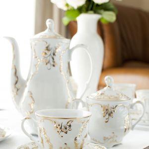 Porcelana Rococo. Fot. Ćmielów