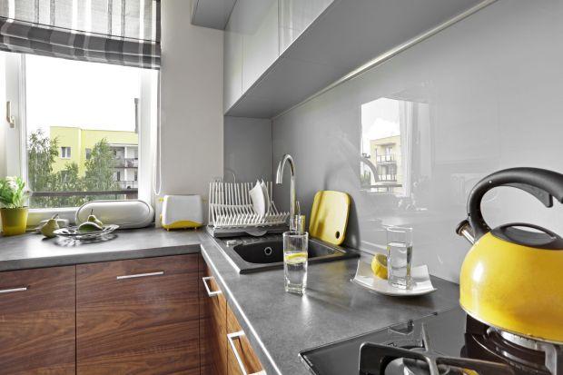 Nowoczesna kuchnia: 15 praktycznych rozwiązań na strefę zmywania