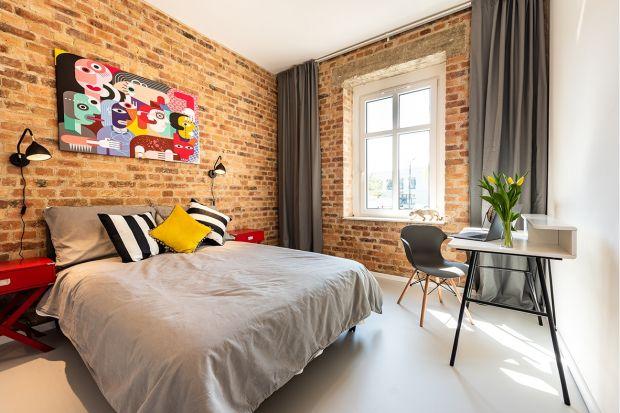 Mieszkanie pełne kontrastów na katowickiej Koszutce/Wellcome Home