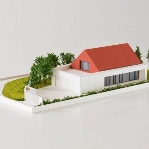 Projekt pracowni KLUJ architekci. Model:  Anna Gać. Fot.  Norbert Banaszyk