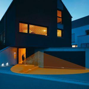 Oświetlenie domu. Poznaj nowoczesne czujniki. Fot. Steinel/Lange Łukaszuk