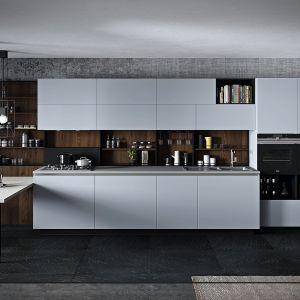 Meble kuchenne Lab 13 dostępne w ofercie firmy Aran Cucine. Fot. Aran Cucine