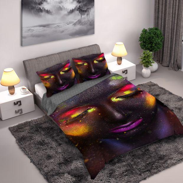 Modna sypialnia - postaw na oryginalną pościel