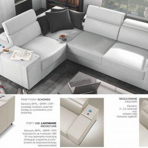 System modułowy Ortona/Meblomak. Produkt zgłoszony do konkursu Dobry Design 2020.