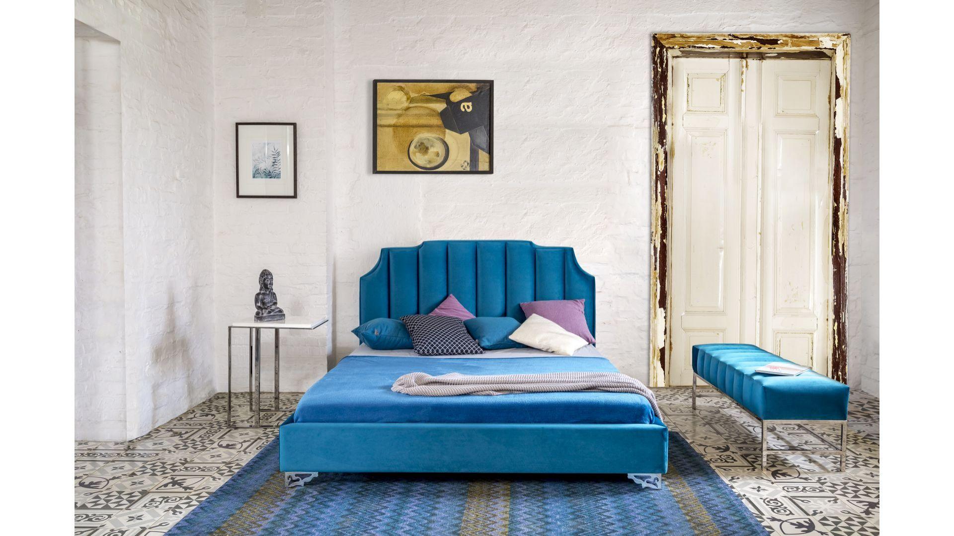Łóżko Crown/Dormi Design. Produkt zgłoszony do konkursu Dobry Design 2020.