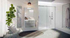 """""""Wash point"""" to jeden z najważniejszych miejsc łazienki, zarówno pod kątem estetycznym jak i funkcjonalnym. Dlatego tak ważny jest dobór praktycznej szafki w zestawie z umywalką."""