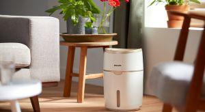 Skutecznie nawilżone powietrze w domu to ważny czynnik pomagający zachować dobry stan zdrowia. Wybierając nawilżacz powietrza, kierujmy się przede wszystkim tym, aby pomagał walczyć z suchym powietrzem naturalnie i higienicznie.
