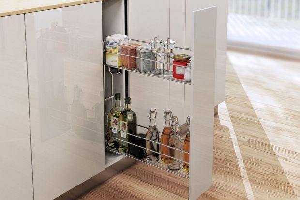 Aneks kuchenny: 12 dobrych pomysłów na przechowywanie