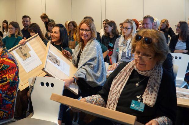16 października odbyło się kolejne spotkanie z cyklu Studio Dobrych Rozwiązań. Tym razem redakcja portalu i magazynu Dobrze Mieszkaj zaprosiła zawodowo projektujących wnętrza do Wrocławia! Zobaczcie fotorelację z naszego wydarzenia!