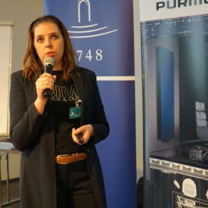 Natalia Rudnicka, firma Archilogo, dystrybutor programu ArchiCAD.