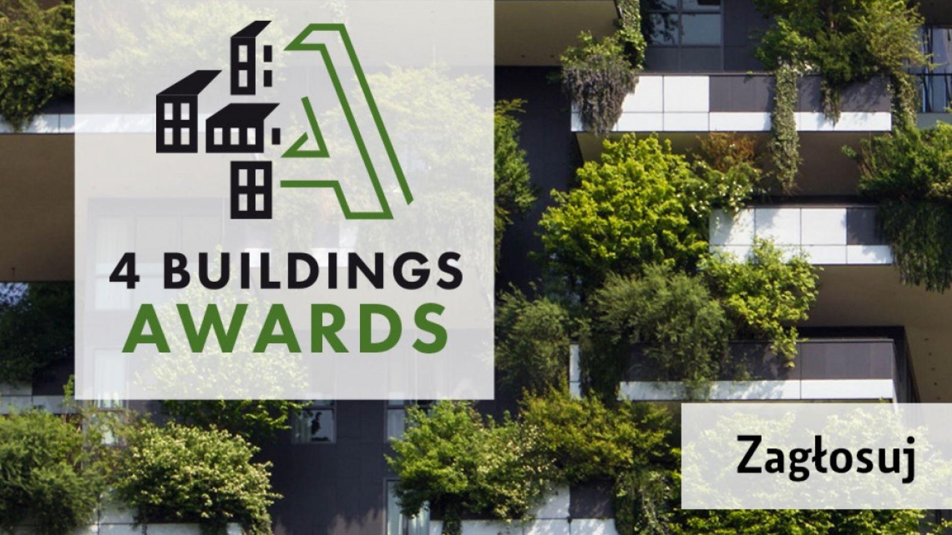 4 Buidlings Awards