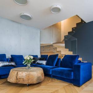 Projekt 180-metrowego mieszkania dla trzyosobowej rodziny