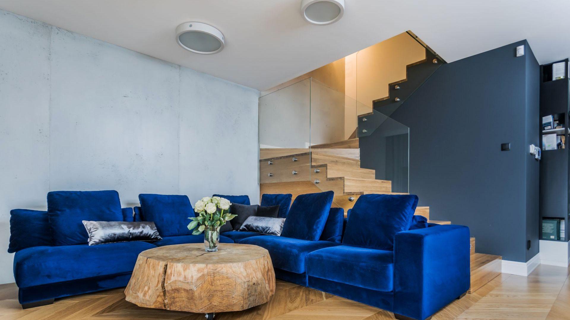 Projekt 180-metrowego mieszkania dla trzyosobowej rodziny. Autorki projektu: Joanna Dembowska, Joanna Kijak-Rajca, pracownia j2studio