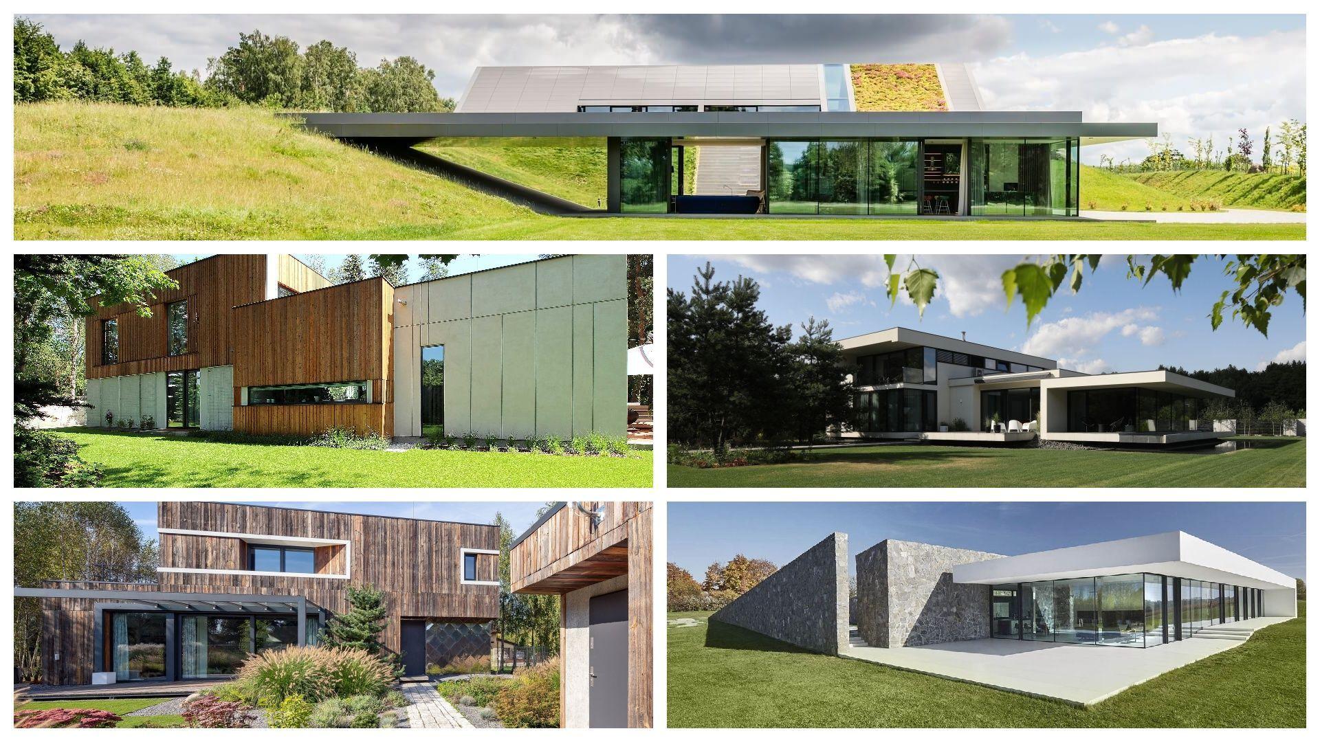 Przedstawiamy nominowanych w kategorii Projekty - budynek jednorodzinny. Który z nich zwycięży w plebiscycie towarzyszącym 4 Buildings 2019?