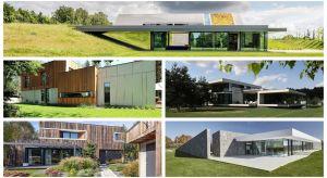 Wśród wielu zgłoszeń do konkursu 4 Buildings Awards warto zwrócić uwagę na ciekawe, bliskie idei zrównoważonego rozwoju projekty domów. Przedstawiamynominowanych w kategorii Projekty - budynek jednorodzinny.