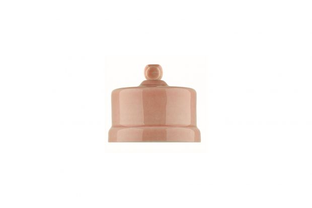 Włącznik porcelanowy Garby w pastelowej kolorystyce/Produkt Design