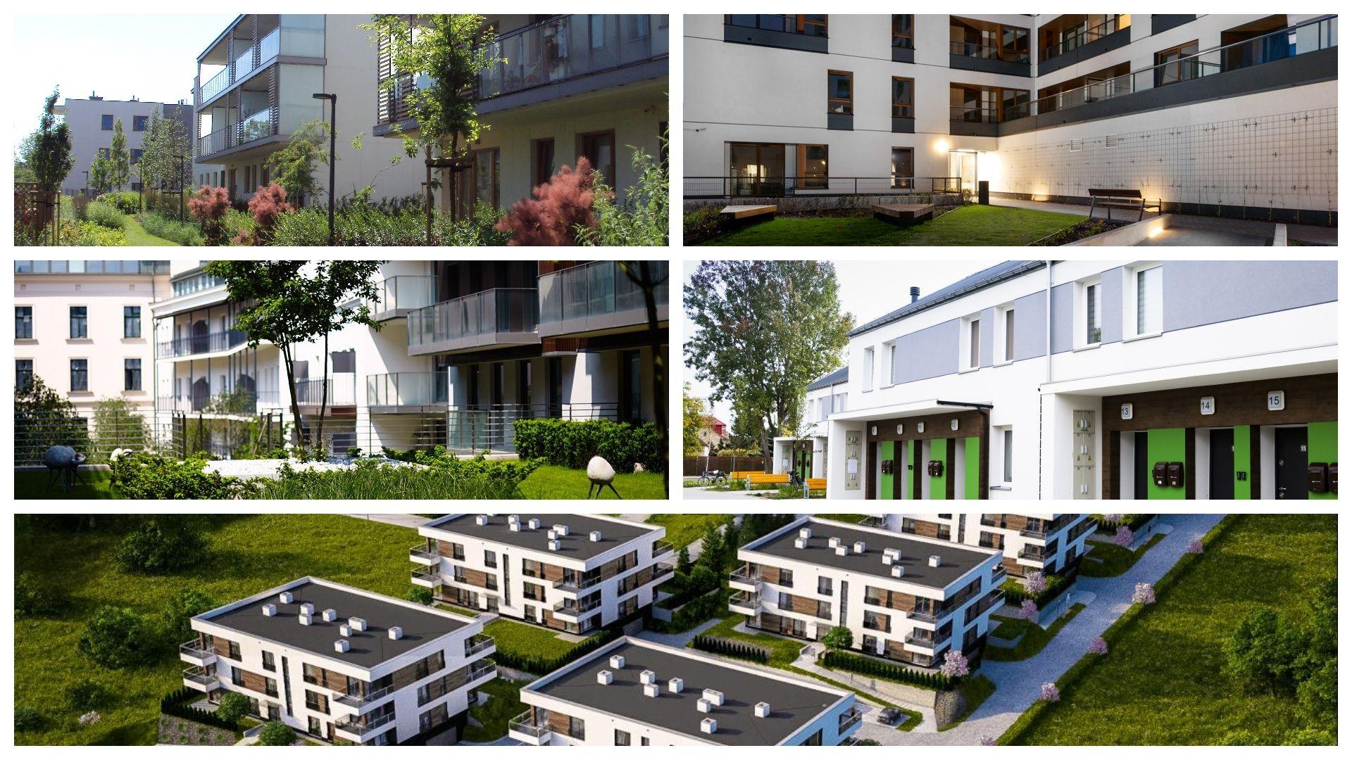 Zagłosuj na najbardziej zrównoważony budynek wielorodzinny w Polsce!