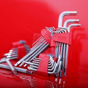 Zestaw kluczy. Fot. Proline