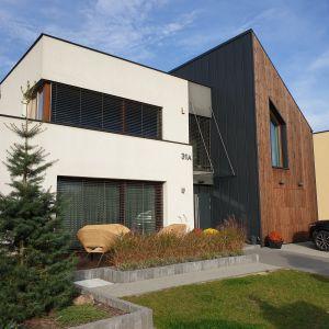 Dom zbudowany według projektu Orbita. Fot. Domy w stylu